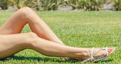 Endlich schöne Beine ohne Rasierschatten