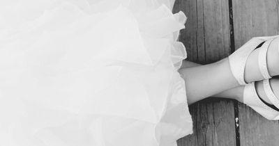 Das sind die schönsten flachen Brautschuhe