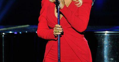 Riesen-Typveränderung bei Christina Aguilera