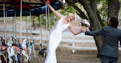Die schönsten Hochzeitskleider der Stars