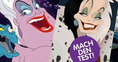 Welcher Disney-Bösewicht bist Du?