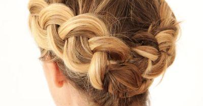 Die schönsten Flechtfrisuren für kurze Haare