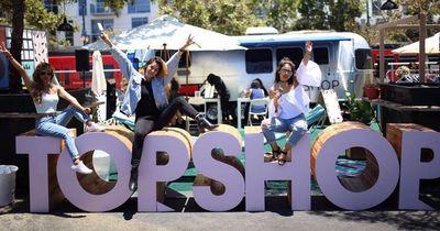 Topshop eröffnet seine erste deutsche Filiale