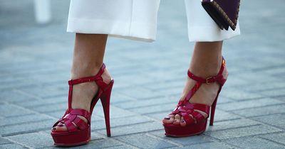 Nie mehr Schmerzen in hohen Schuhen