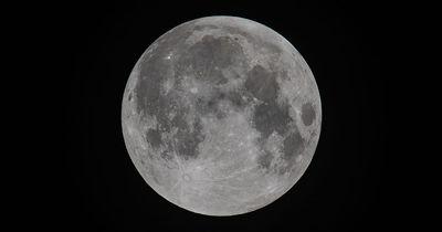 Der Black Moon im Oktober