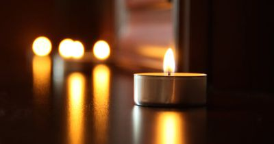 DIY-Tipp: So machst du aus einer Orange eine ganz individuelle Kerze