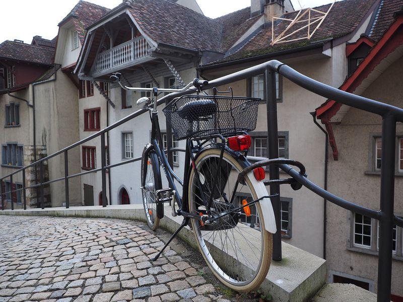 gibt es ein diebstahlsicheres fahrradschloss. Black Bedroom Furniture Sets. Home Design Ideas