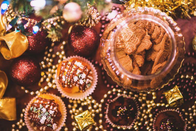 So tappst du an Weihnachten nicht in die Kalorienfalle