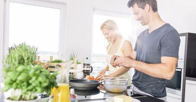 5 Gerichte in nur 5 Minuten zubereitet