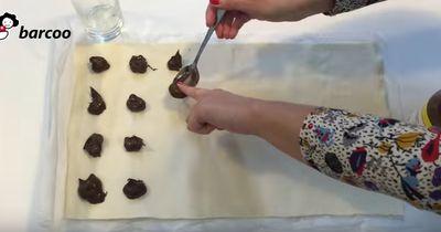 So machst du Toffifee-Nutella-Happen selbst
