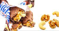 So kannst du Snickers ganz einfach selbst machen
