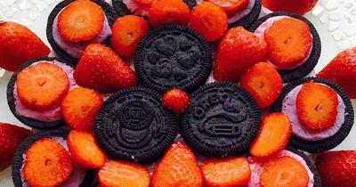Dieser Oreo-Erdbeer-Kuchen ist einfach verboten lecker!