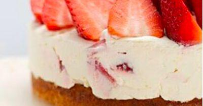 Der einfachste und leckerste No-Bake-Käsekuchen aller Zeiten