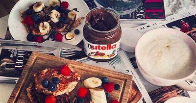 Der beste Nutella-Kuchen – direkt aus dem Glas