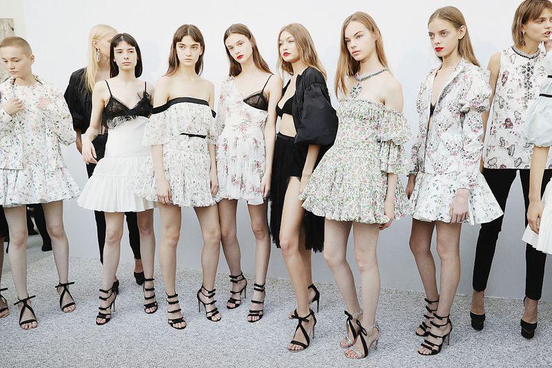 Mager-Schock: Das tun Models wirklich, nur um dünner auszusehen