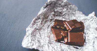 Das passiert, wenn du Schokolade in den Ofen legst