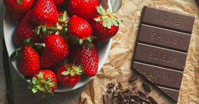 Schoko-Erdbeeren – megalecker und supereinfach