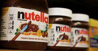 Nutella enthält das möglicherweise krebserregende Palmöl