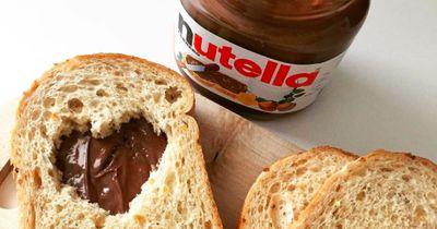 12 total überraschende Nutella-Facts