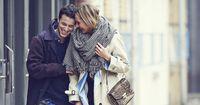 Daran erkennt man ein glückliches Paar