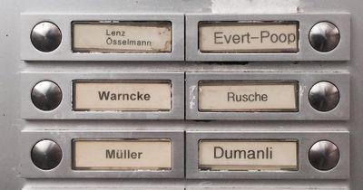 Wie viele Menschen weltweit haben noch deinen Nachnamen?