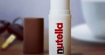 So machst du dir geilen Nutella-Pflegelippenstift selbe