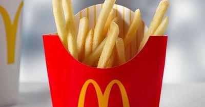 Mit diesem einfachen Trick bekommst du bei McDonald's zwei Portionen Pommes
