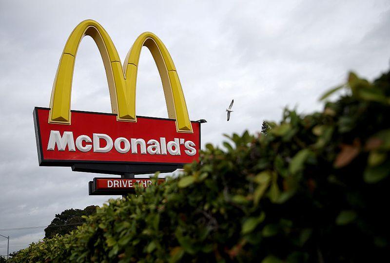 Große Veränderung bei McDonald's