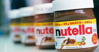 Nutella-Liebhaber aufgepasst: So kreiert ihr einen Nutella-Shot