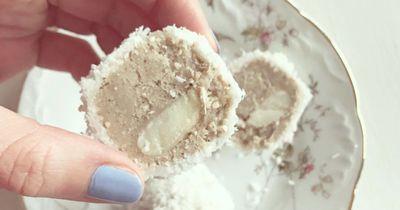 Kokosmus: Diese leckere Süßigkeit braucht keinen Zucker