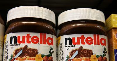 Mit nur 3 Zutaten: Das leckerste Nutella-Eis ever