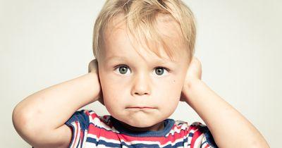 Warnung an alle Mütter: Lasst euer Baby von keinem Fremden küssen