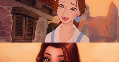 So sehen die Disney-Prinzessinnen in echt aus