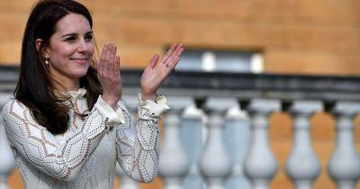 Herzogin Kate: Das Geheimnis um ihre Hände