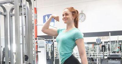 Dieses Fitness-Model ist eine wahre Inspiration