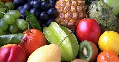 Gewusst? Obst und Gemüse in dieser Farbe macht besonders schlank
