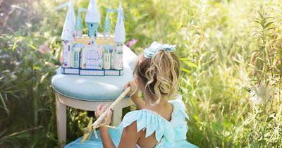 Du wolltest schon immer eine Prinzessin sein?