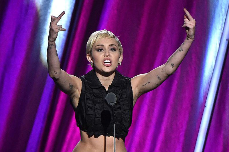 Achselhaare: Dank Miley Cyrus sind sie voll im Trend