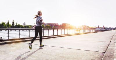 5 Sportübungen für schlanke Beine