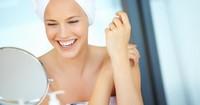 So hilft Backpulver bei Hautunreinheiten