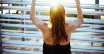 6 einfache Übungen für einen knackigen Po